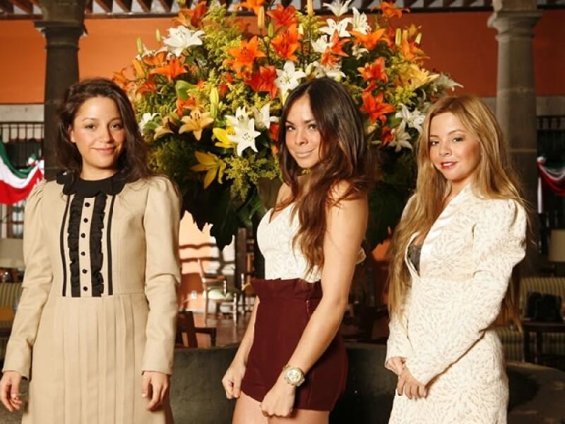 Para celebrar las fiestas patrias, Andrea, Cuca, Jaime, Paola y Pamela, se juntaron para celebrar el 15 de septiembre y platicarnos en exclusiva para Quién.com lo que les enorgullece de México.