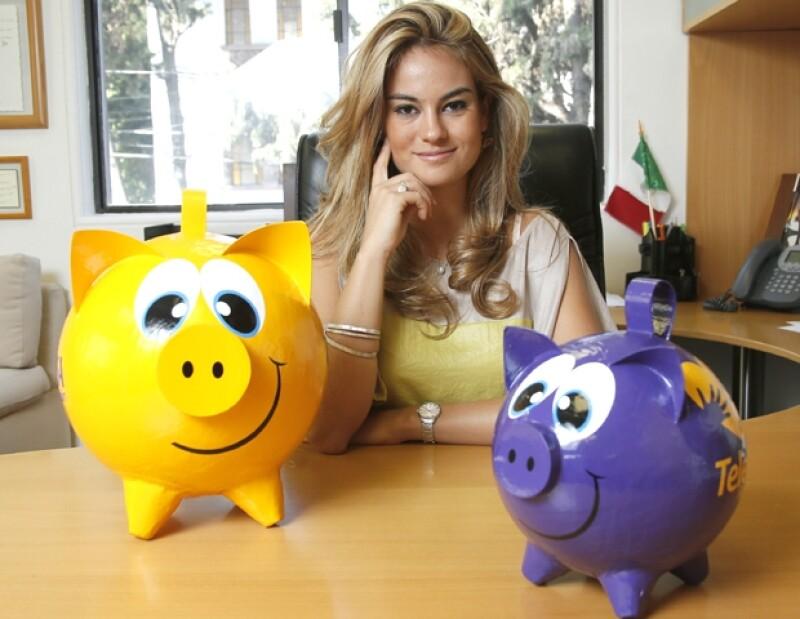 La esposa de Fernando Landeros, presidente de la Fundación Teletón, apoya la causa con su proyecto de ballet que sorprenderá al público este 29 y 30  de noviembre.