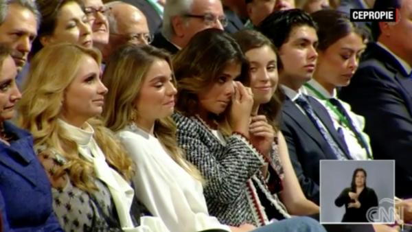 El mensaje de Peña Nieto en el sexto informe que hizo llorar a su familia