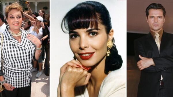 En entrevista, la mamá de la fallecida actriz habló en contra del ex de su hija, de quien confesó solía golpearla cuando vivían en Perú.