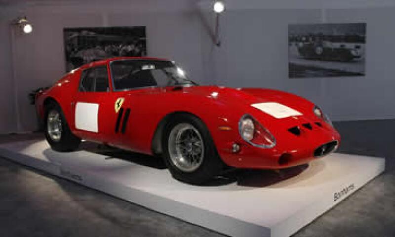 El Ferrari GTO Berlinetta es uno de los autos más codiciados del mundo. (Foto: Reuters)