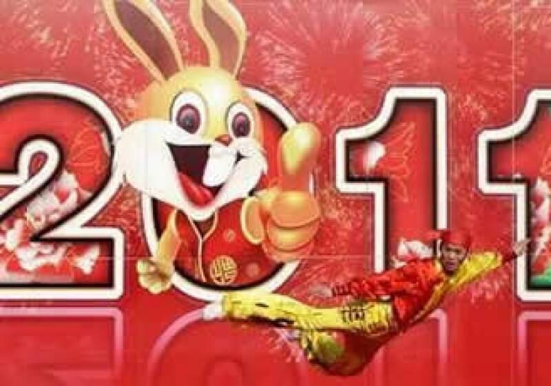 El primer ministro chino visitó diversos lugares como parte de los festejos del Año del Conejo. (Foto: Reuters)