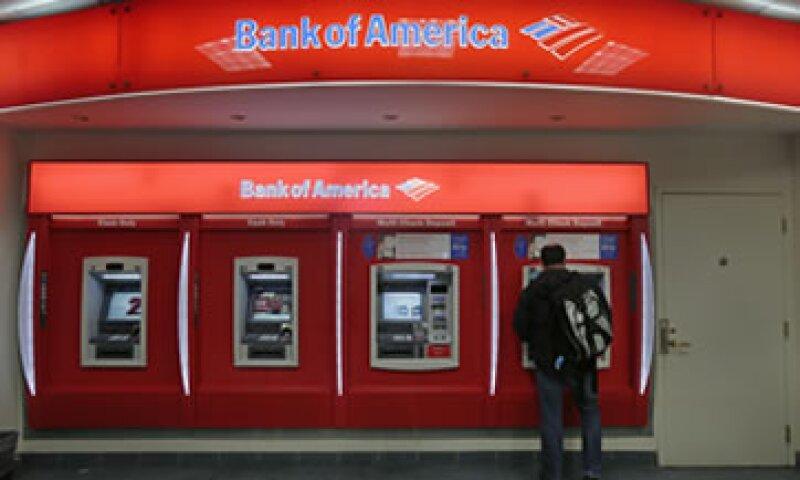 Bank of America advierte sobre las pérdidas si las tases de interés suben 1%. (Foto: AP Images)