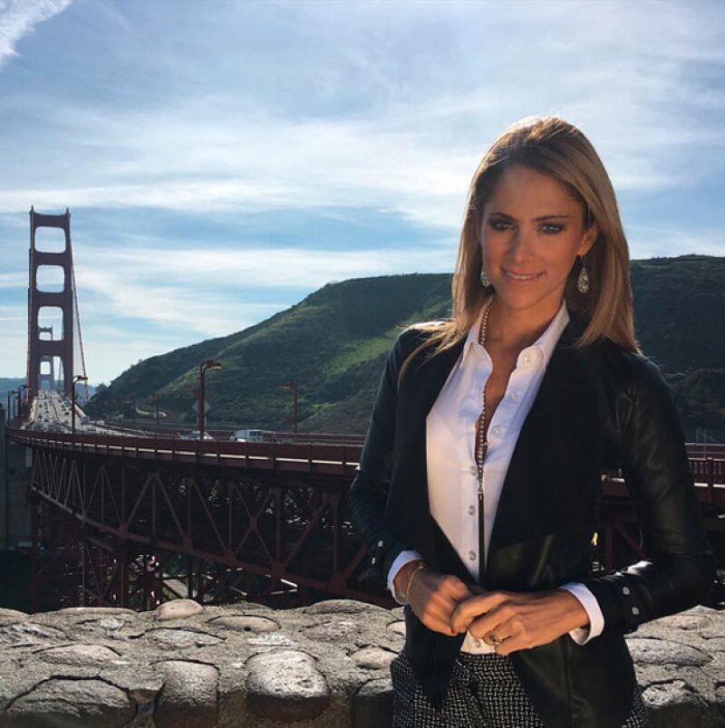 La periodista aseguró que las críticas y las burlas que han surgido en redes sociales, luego de ser supuestamente ignorada en el Super Bowl, son parte de una campaña de desprestigio, ¿por qué?