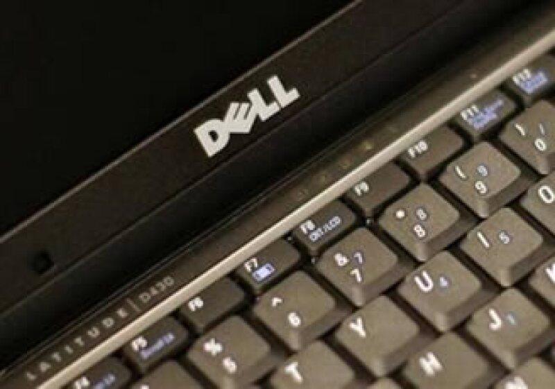 La nueva computadora portátil de Dell permite tener acceso instantáneo al correo electrónico y a Internet. (Foto: Reuters)