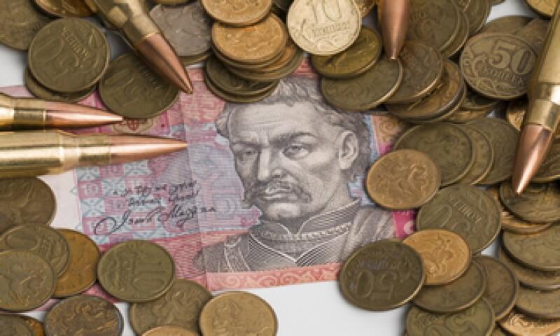 Ucrania comenzó a recibir la semana pasada un tramo de ayuda por 5,000 mdd. (Foto: iStock by Getty Images. )