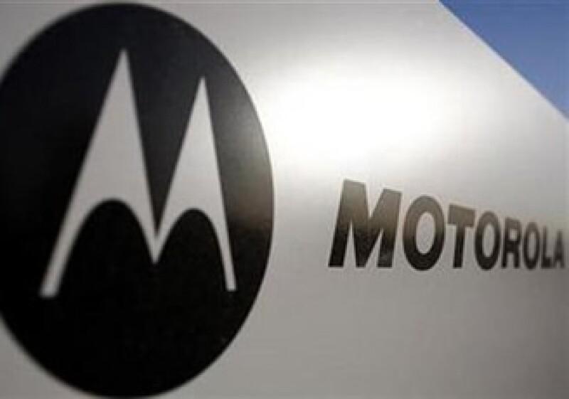 Las acciones de Motorola subían 3.9% tras el cierre del mercado. (Foto: Archivo)