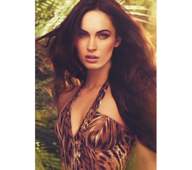 Megan Fox se mostró encantada de trabajar en la campaña para `Instinct´, la nueva fragancia de Avon.