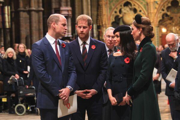 Los labores de Meghan como royal cambiarán en cuanto William se haga rey.