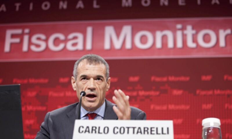 Cottarelli señaló que Grecia ha mostrado que está tomando este programa en serio, pero que obviamente lo que se ha hecho no es suficiente y se necesita un mayor ajuste. (Foto: Reuters)
