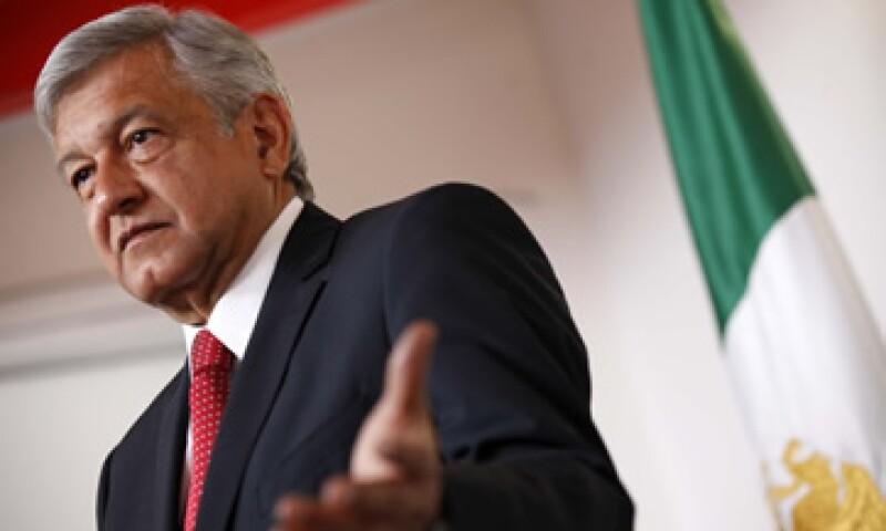 Durante su campaña presidencial, López Obrador se ha acercado al sector empresarial. (Foto: Notimex)