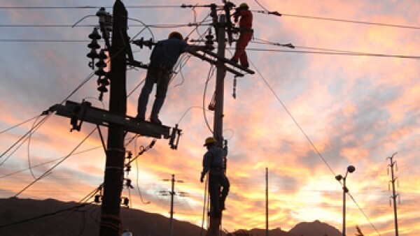 Hasta septiembre del 2012, el 100% de la energía del servicio público nacional fue producida por la CFE. (Foto: Cortesía CFE)