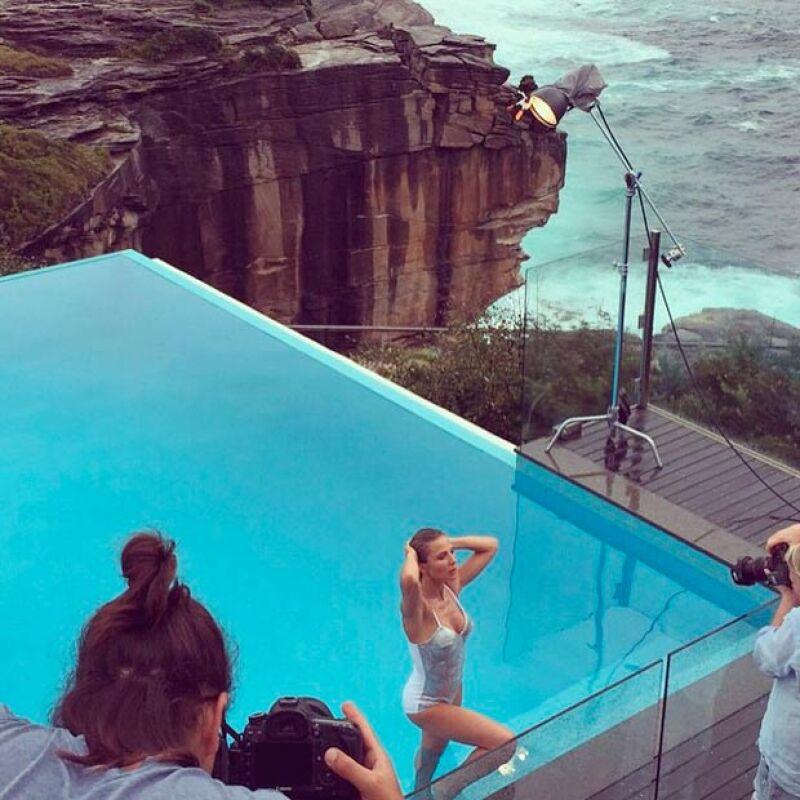 El actor australiano está decidido a facilitar a su mujer para su regreso a la gran pantalla porque cree que es una actriz excelente.