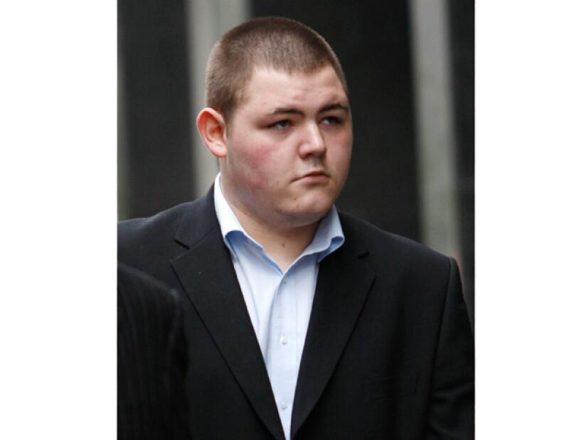 Jamie Waylett , fue puesto a disposición de las autoridades debido a que formó parte de los disturbios que estallaron en Inglaterra a mediados del año pasado.