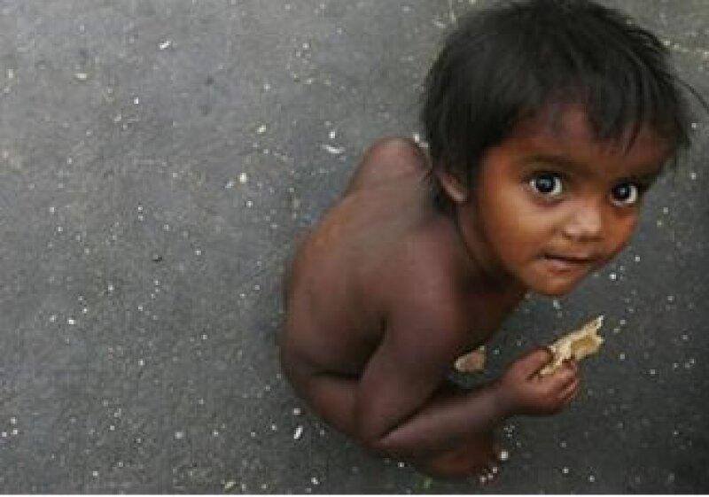 Los países con más problemas de desnutrición son también los más vulnerables al alza de precios en alimentos. (Foto: Reuters)
