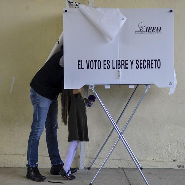 Siguen votando