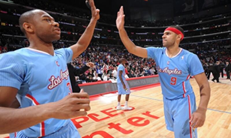 Red Bull retiro también su patrocinio de los Clippers. (Foto: tomada de www.nba.com)