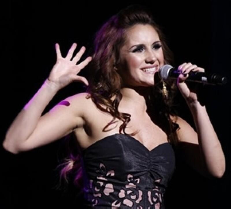 La cantante comentó que ya tiene la mitad casi lista y la mayoría de las canciones son composiciones suyas.