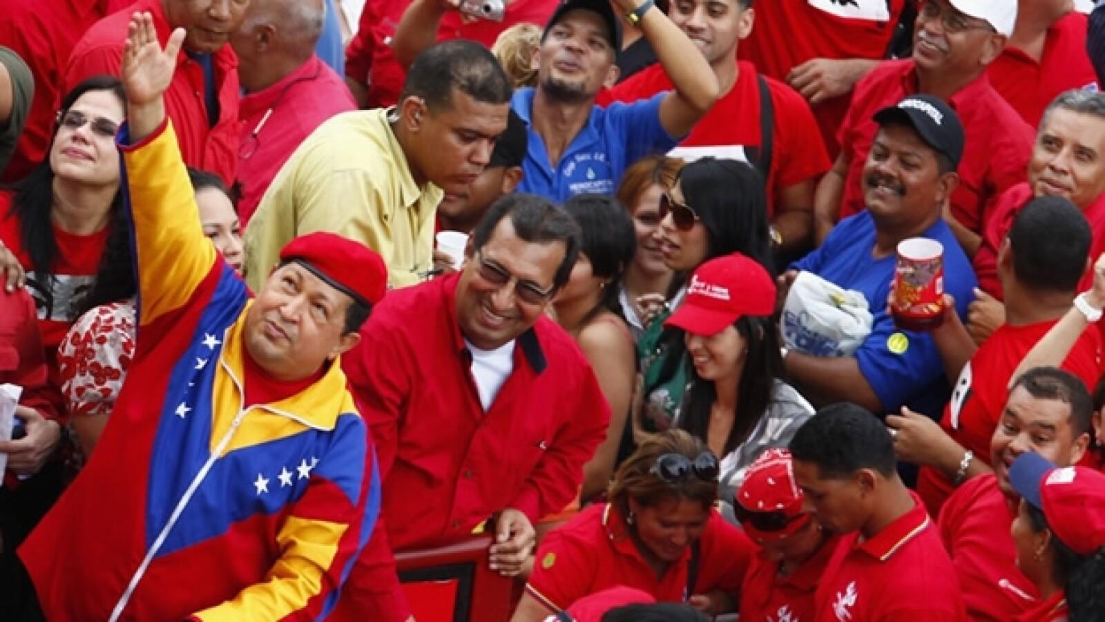 vanezuela, candidato, elecciones, rojo, hugo
