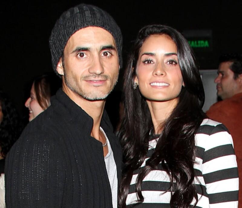 La actriz mantiene un noviazgo muy estable con su novio, el también actor Rodolfo Valdés, y planean el próximo año organizar algo muy familiar y diferente para formalizar su relación.