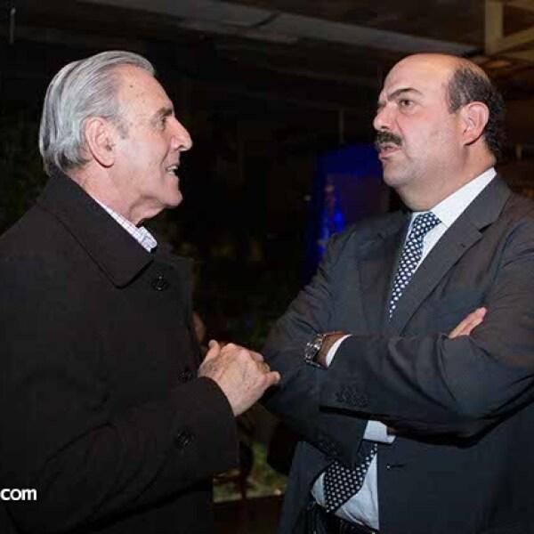 Carlos Albert y Carlos Acedo