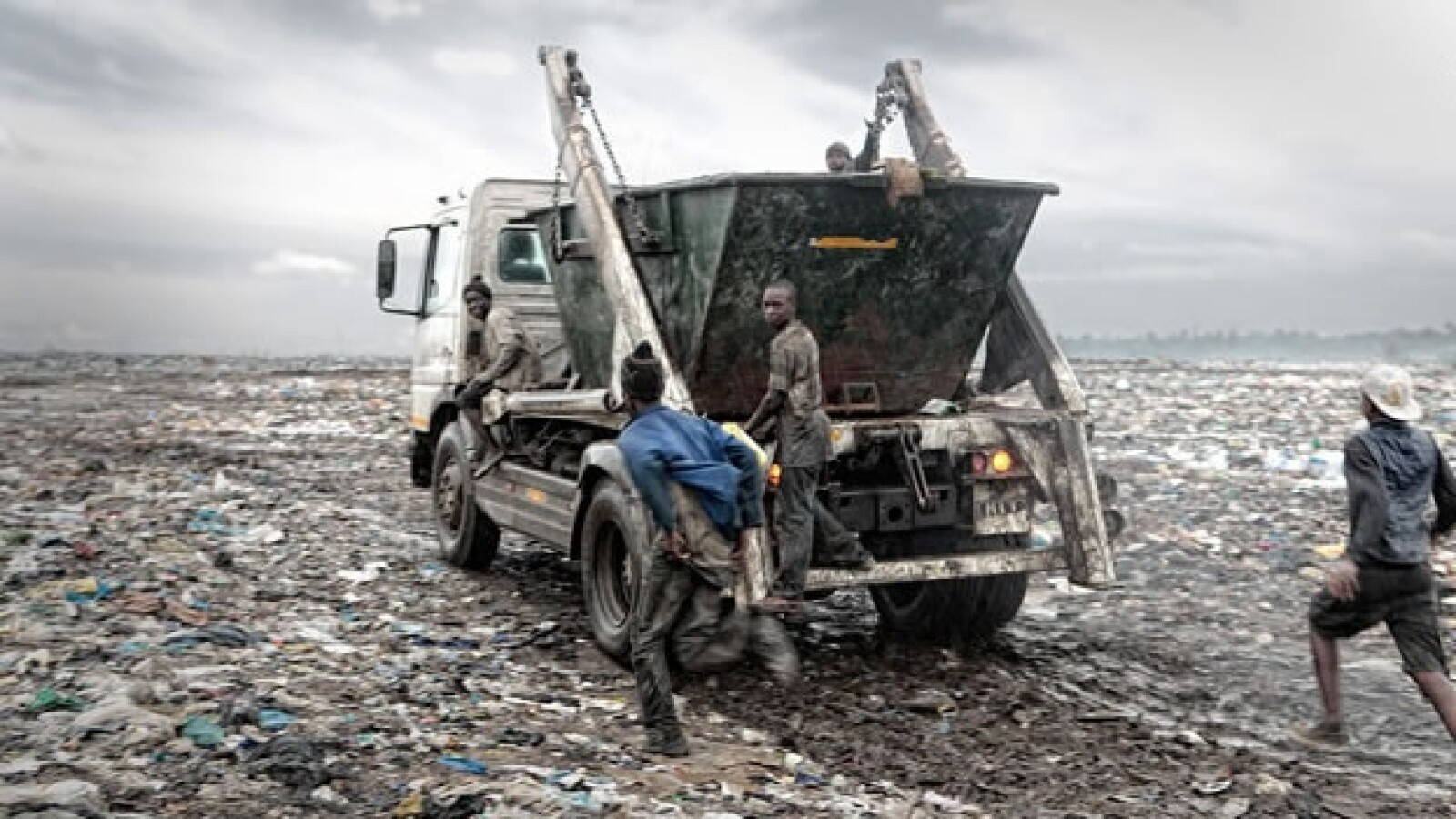 mozambique basurero hulene 09