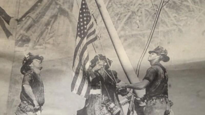 flag bandera 11-s septiembre estados unidos torres gemelas