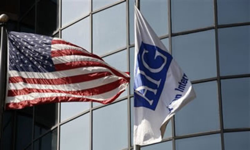 AIG recibió un rescate de 182,000 millones de dólares durante la crisis financiera.  (Foto: AP)