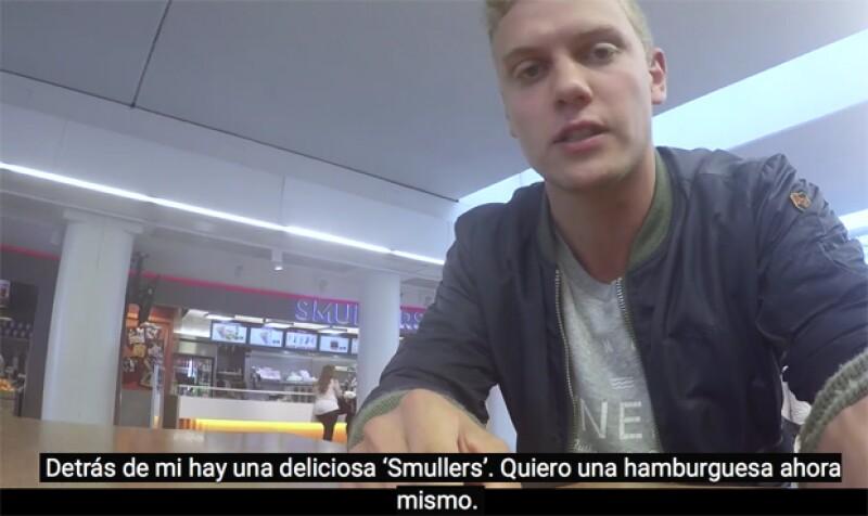 Un joven holandés realizó un experimento en que quitó de su dieta todos los productos que contienen azúcar, el proceso y el resultado fueron sorprendentes.