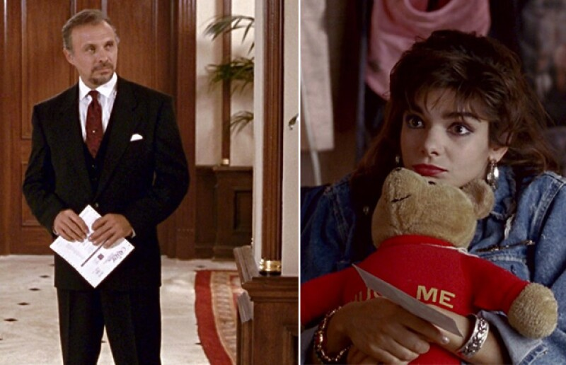 Hector Elizondo hizo el papel del encargado y Laura San Giacomo de la mejor amiga de Julia Roberts.