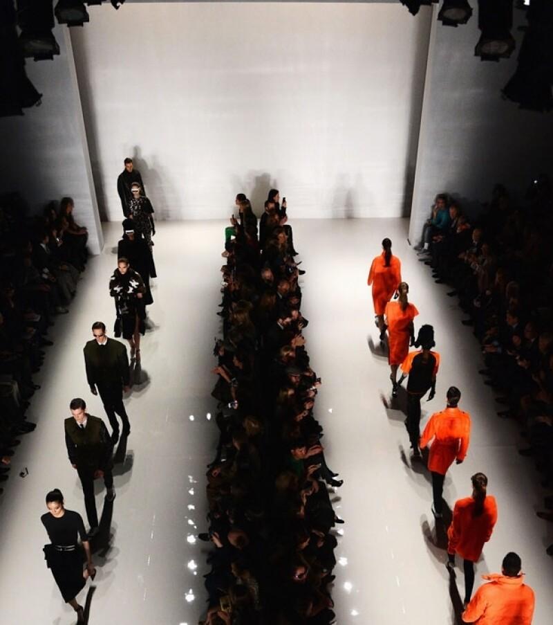 Las carpas del Linconl Center serán testigos de las nuevas tendencias de moda.