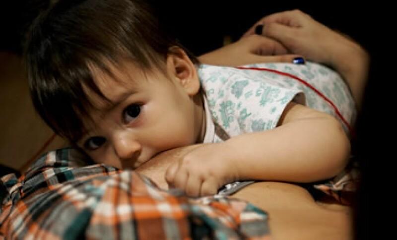 4950d79ca Amamantar a los bebés puede reducir 13% de las muertes entre menores de dos  años