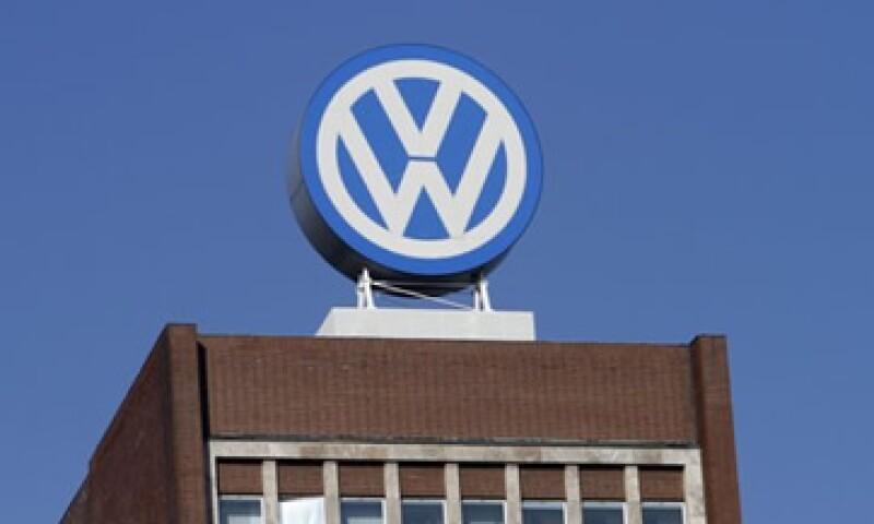 Volkswagen dijo que este año se alcanzará un récord en la venta mundial de automóviles. (Foto: Reuters)