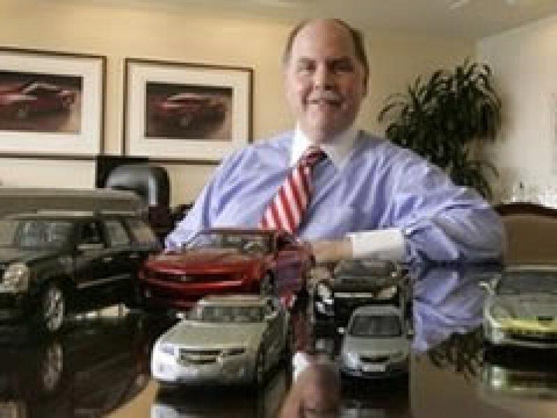 Fritz Henderson, presidente ejecutivo de General Motors. (Foto: Archivo AP)