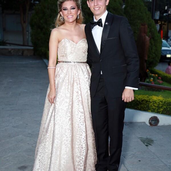 Roberta Ramírez y Bernardo Ramírez.