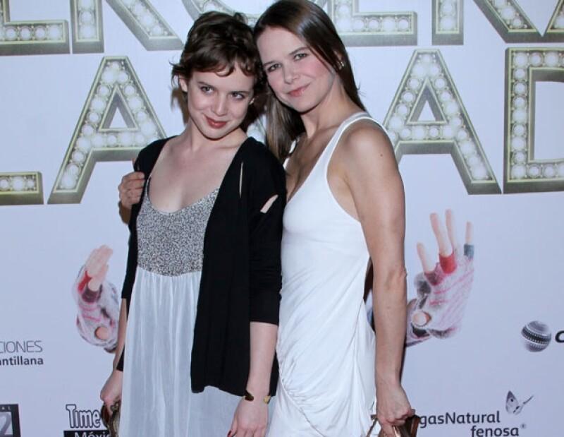 Nailea y Naian se llevan muy bien y más que madre e hija son las mejores amigas.