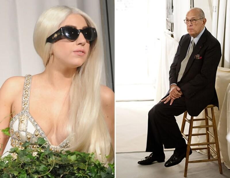 Cathy Horyn ha tenido problemas con Lady Gaga, a quien criticó porque no la considera un ícono del estilo, y con Oscar de la Renta. Lady Gaga defendió a este último haciendo una canción en la que insulta a Horyn y su esposo.