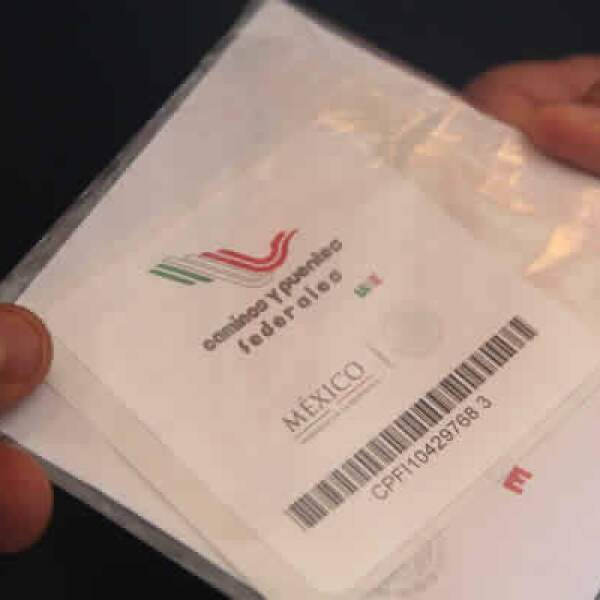 A la fecha existen 600,000 tarjetas IAVE, según Capufe.