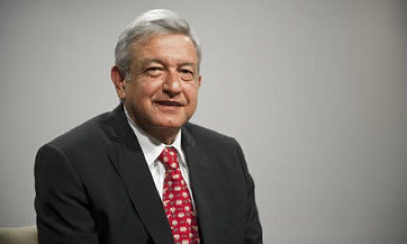 La meta de López Obrador es que México logre un crecimiento sostenido de 6% anual y así generar los 1.2 millones de empleos anuales que se necesitan. (Foto: Alejandro Hernández)