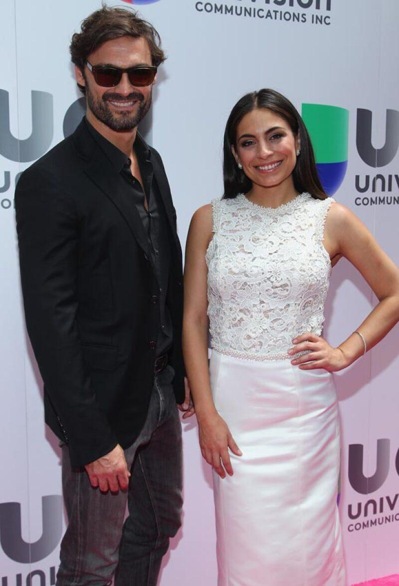 Ana Brenda e Iván se demostraron su amor en redes sociales.