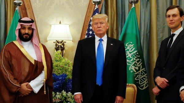 Donald Trump y la relación con Arabia Saudita