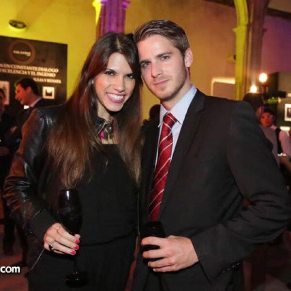 Carla Mondragón y Marc Alins