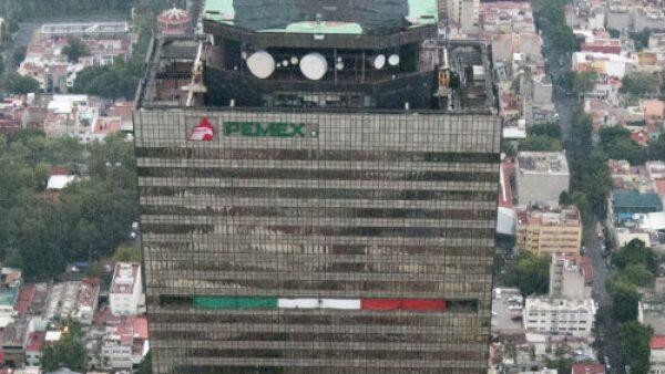 Pemex sede nacional