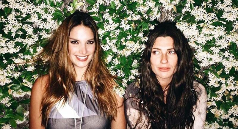 Megan y Brianna se conocieron en 2014, en la ciudad de San Miguel de Allende.