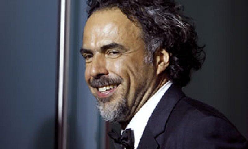 Alejandro González Iñárritu fue reconocido por la Academia como Mejor Director. (Foto: Getty Images)
