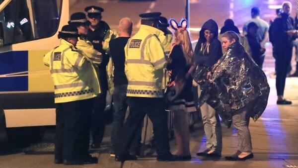 Acto terrorista, la explosión tras concierto de Ariana Grande en Manchester
