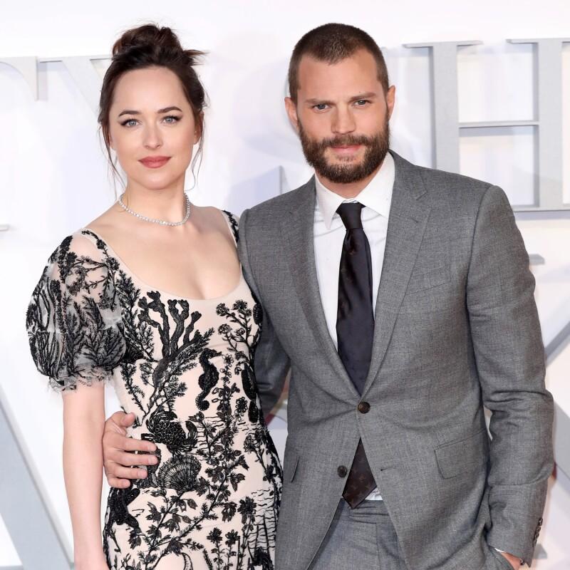 Dakota y Jamie