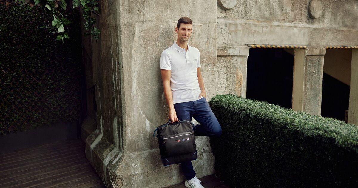 Montblanc celebrates the greatness of Novak Djokovic