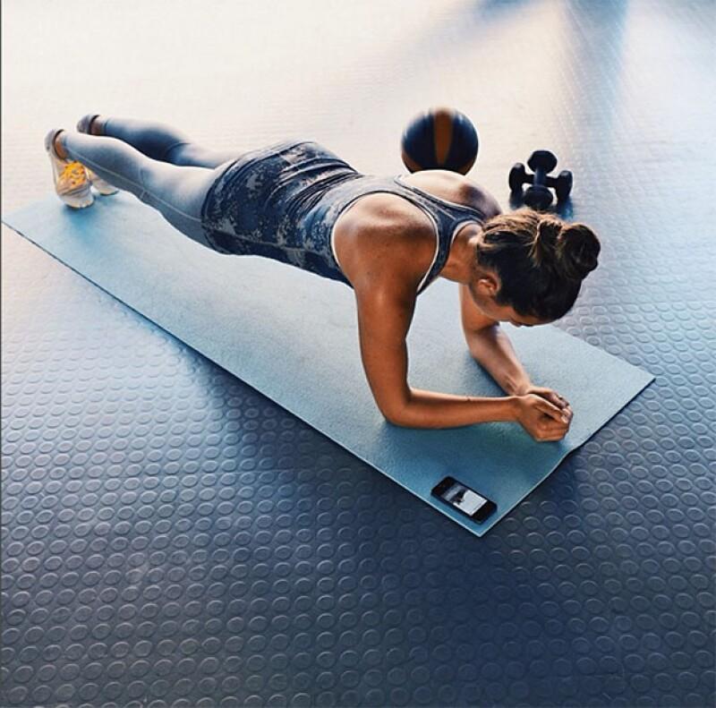 Aunque parece difícil con tiempo tu cuerpo se acostumbra y lograrás el equilibrio perfecto