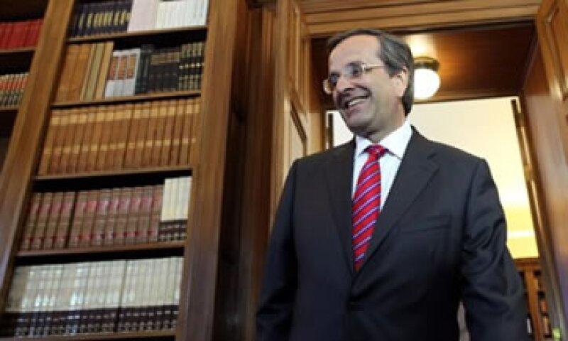 Samaras aún puede enfrentar más protestas de los griegos contra las medidas de austeridad.  (Foto: AP)